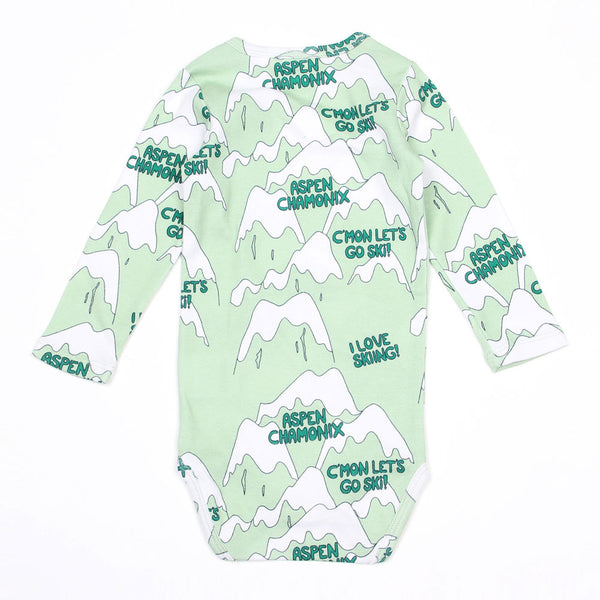 Mount Long Sleeve Body - Light Green