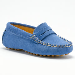 Bonato Loafers - Blue