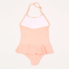 Bow Swimsuit - Pink