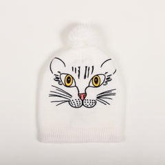 Cat Hat - White