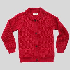 Claude Jacket - Red