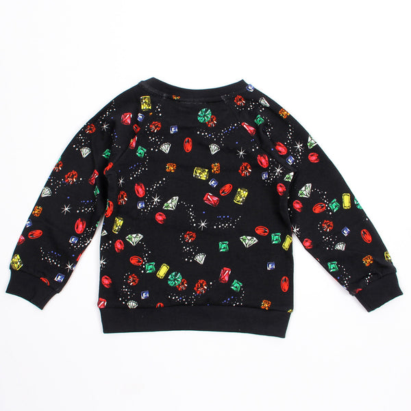 Jewel Sweatshirt - Black