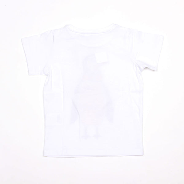 Penguin Short Sleeve Tee - White