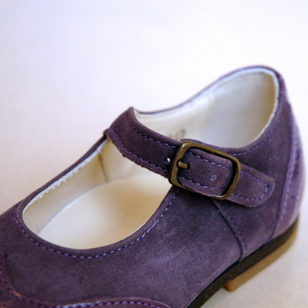 Sport Calf Ver Viol Grid - Purple