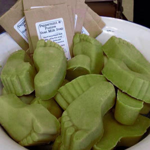 Peppermint & Pumice Foot Soap