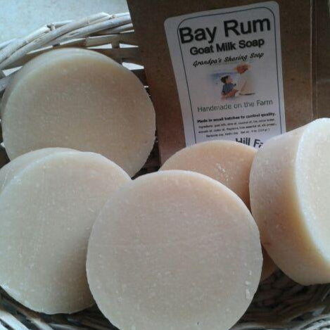 Bay Rum Shaving Puck