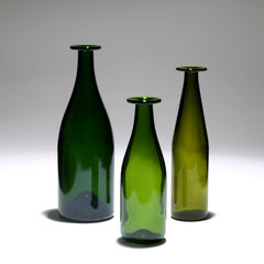 Three green bottles PO/9225