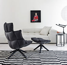Load image into Gallery viewer, Husk Armchair + Ottoman