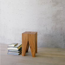 Load image into Gallery viewer, ST04 Backenzahn Side Table / Stool
