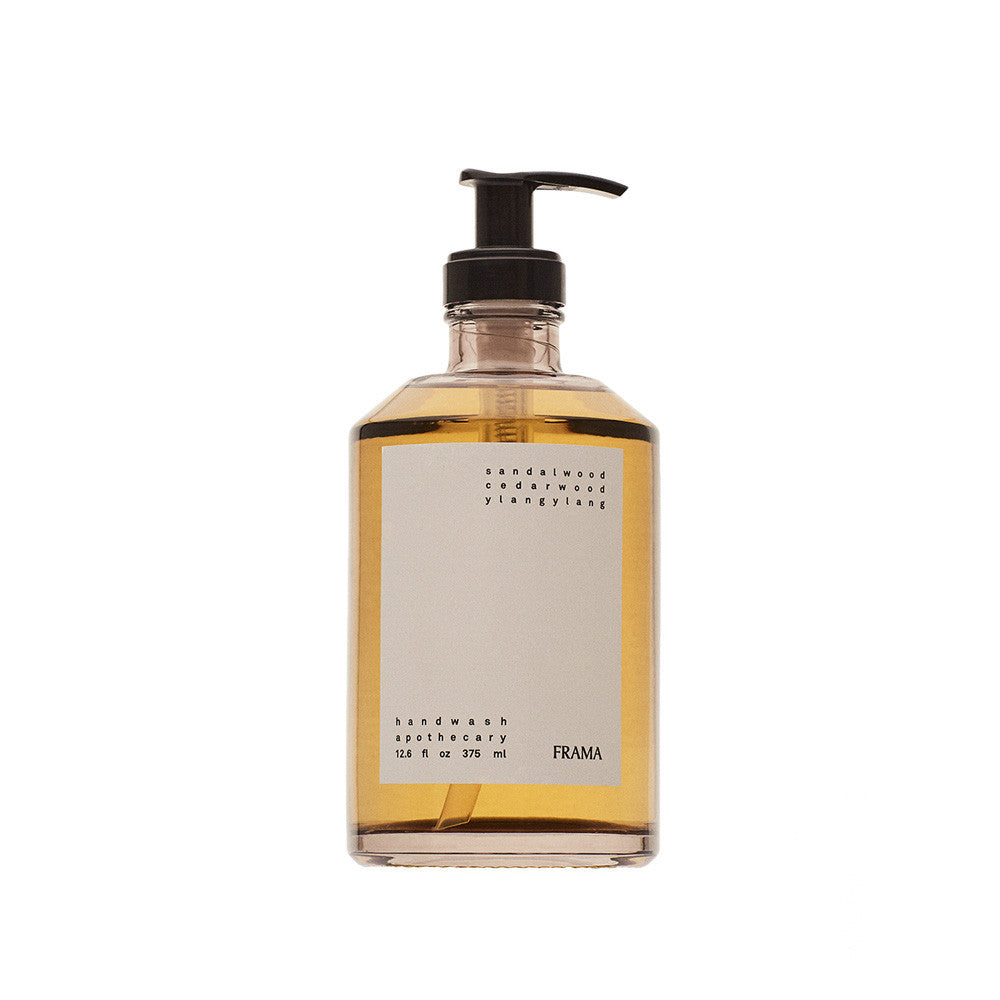 Apothecary –Hand Wash