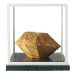KUB Small Green Marble