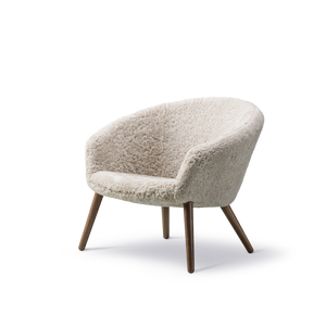 Ditzel Lounge Chair Sheepskin