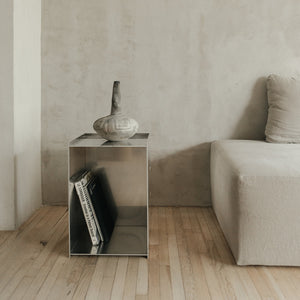 Rivet Box Table