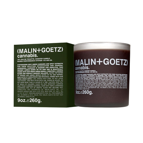 (MALIN+GOETZ) Cannabis candle