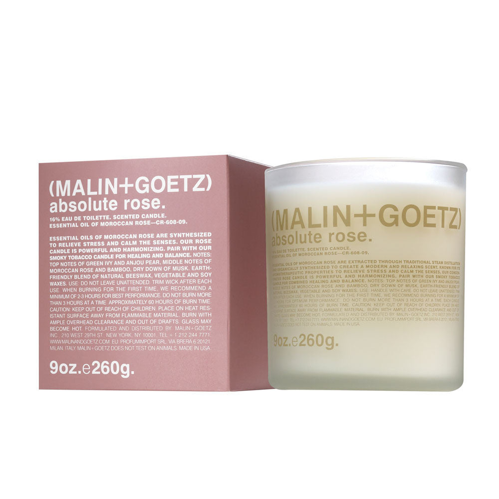 (MALIN+GOETZ) Absolute Rose candle