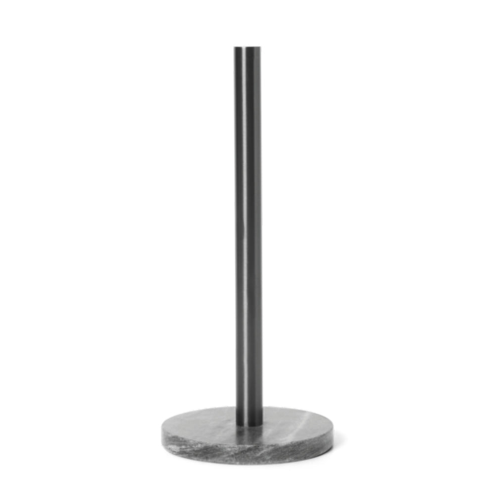 Paper Towel Holder - Black Brass