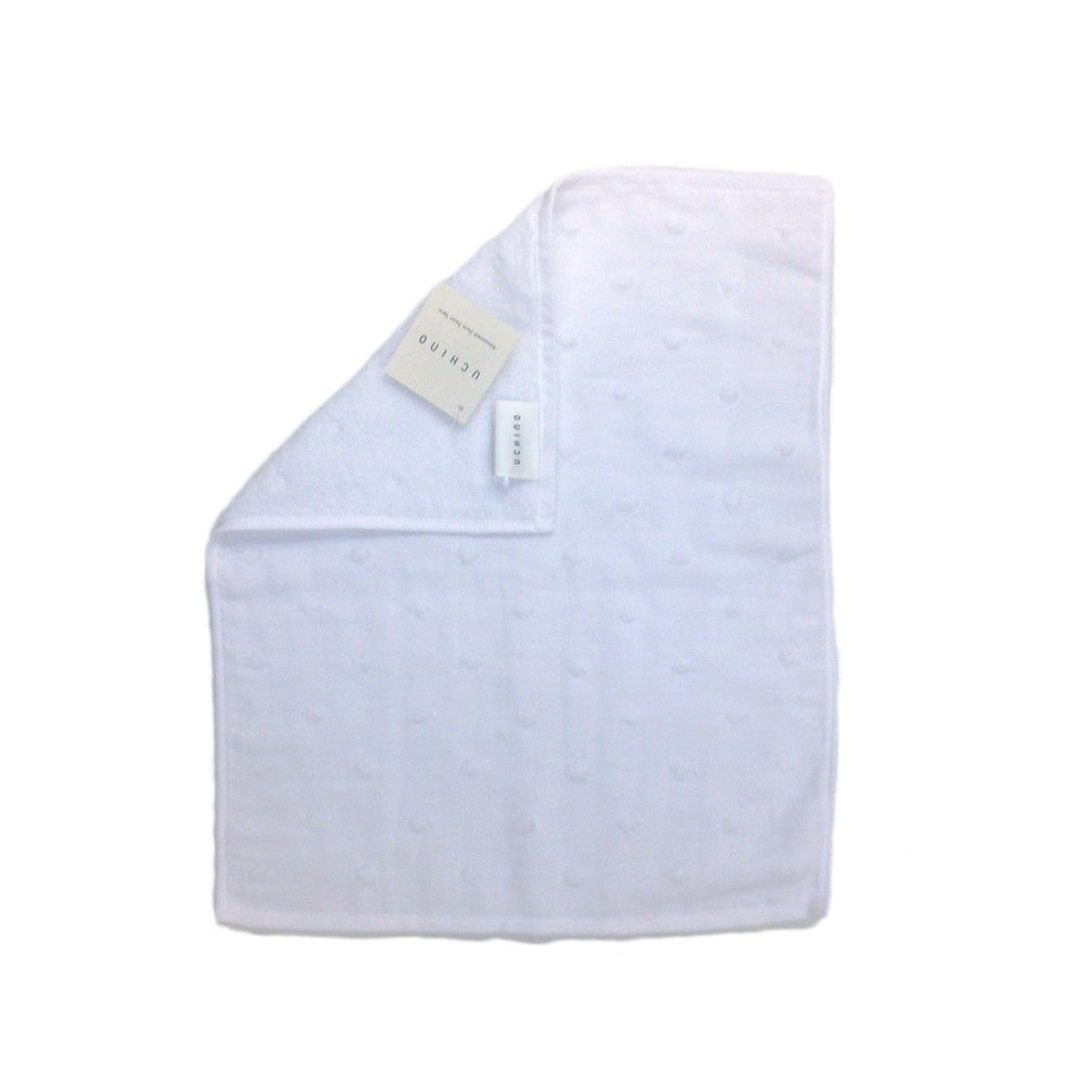 Japanese towel, White