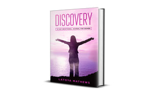 Discovery 31 Day Devotional Journal for Women