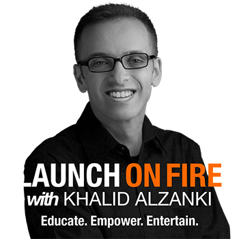 Launch on Fire 040 | HAMAD AL-KULAIB: BIOPHILIA A.G.