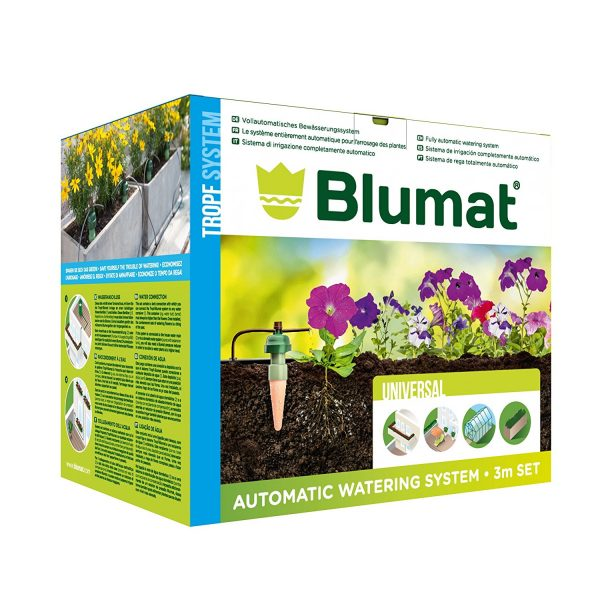 Tropf Blumat Watering System – Automatic Drip Irrigation for 3m planter (0944)