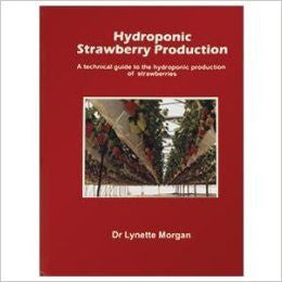 Hydroponic Strawberry Production by Dr L.Morgan (0060)