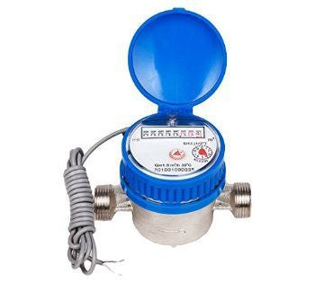 Flow meter with 3/4 inch thread-NPT (0153)