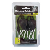 Heavy Duty Hanger (Rope ratchets) (0815)