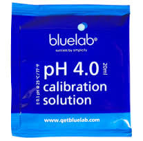Bluelab Ph4.0 Calibration Solution