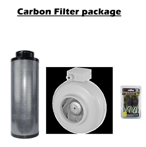 Carbon Filter Package