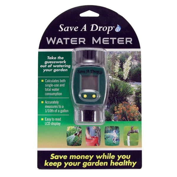 Save a drop water meter (0228)