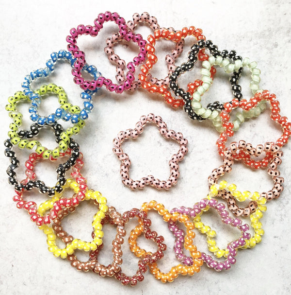 Skinny Stars in Assorted Colors (Set of 5)