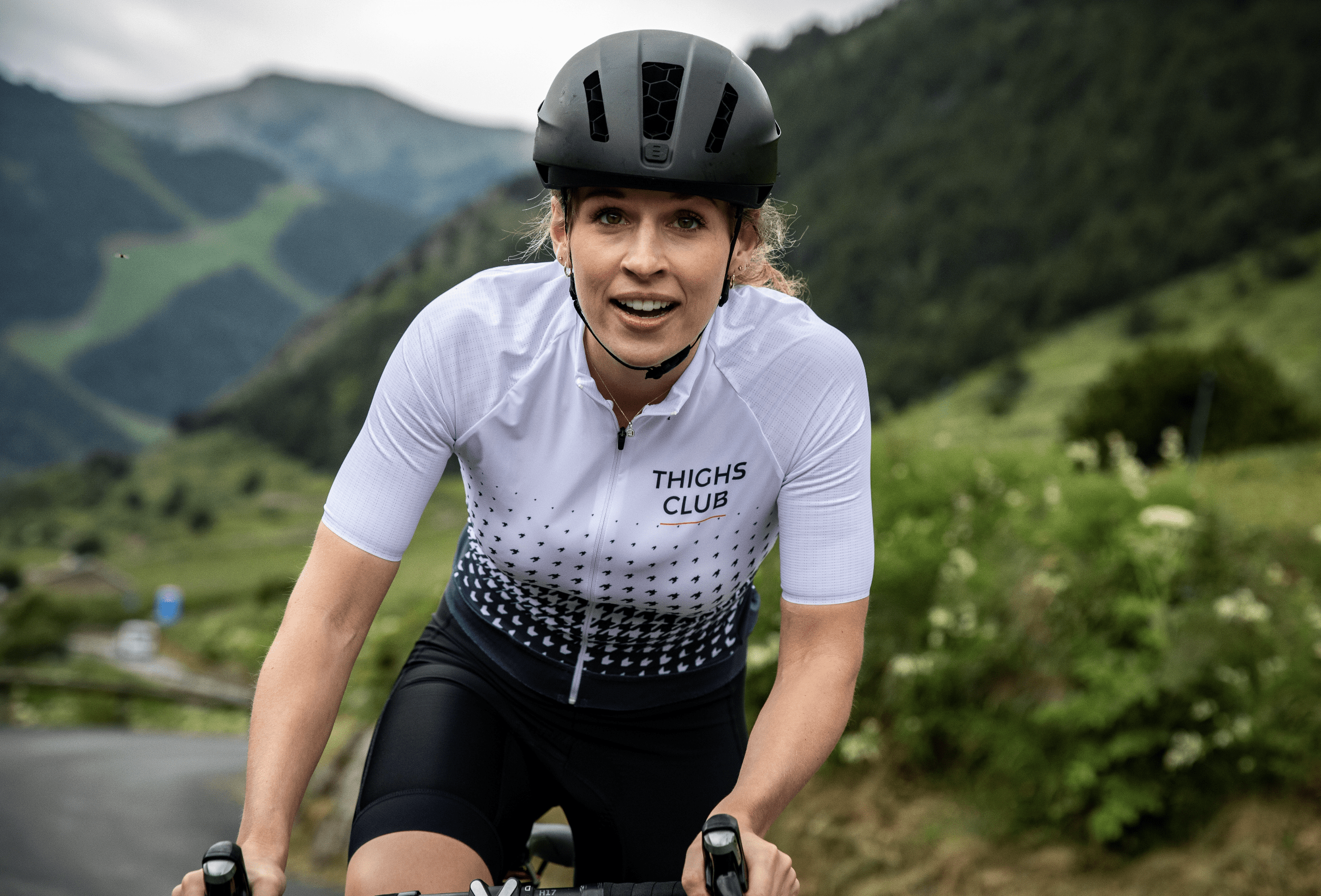 The Houndstooth: 2.0 Women's Cycling Jersey