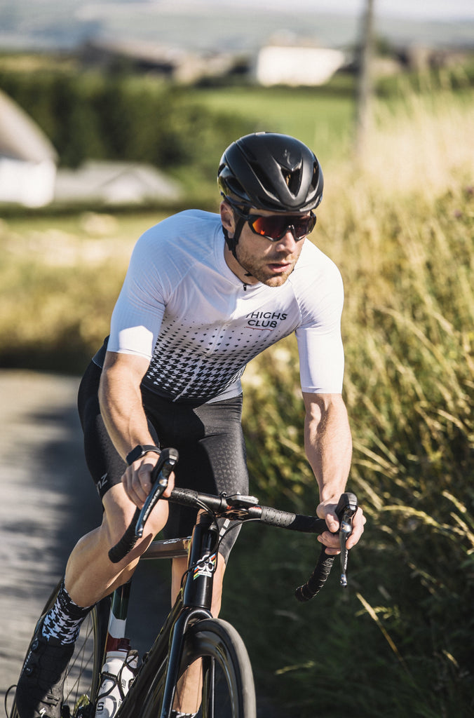The Houndstooth: 2.0 Men's Cycling Jersey