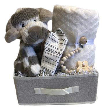 gender neutral baby gift baskets windsor ontario canada toronto luxury baby gift baskets