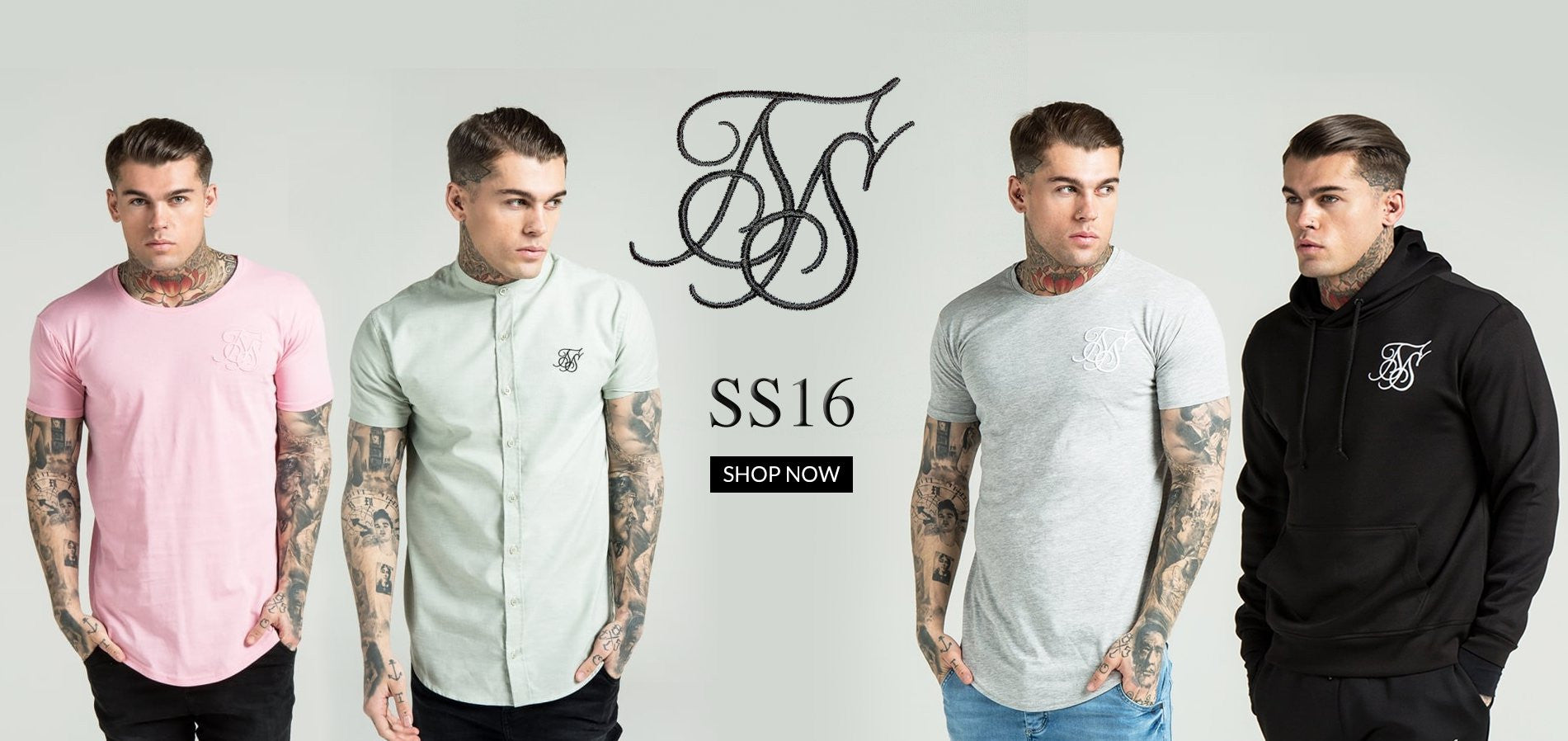 SikSilk Clothing SS16