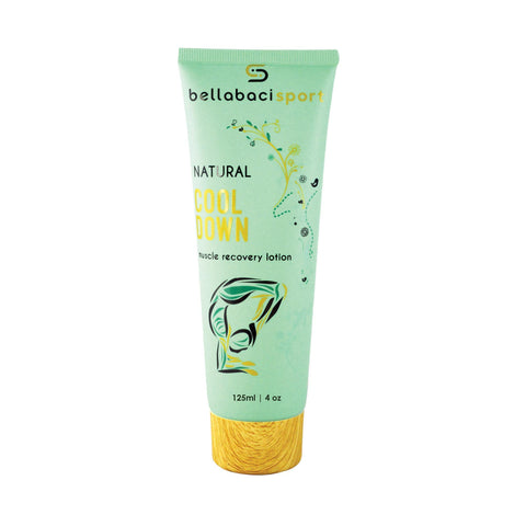 Bellabaci Cool Down Muscle Recovery Post Workout Lotion