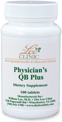 TLC Physician's QB Plus 500 mg (Quercitin)
