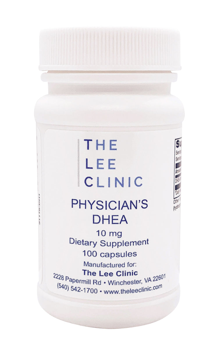 TLC Physician's DHEA 10 mg