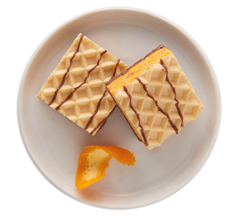 IP Wafers - Orange Creme