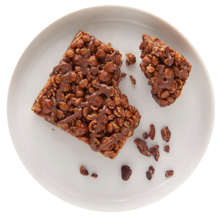 IP Chocolate Crispy Square