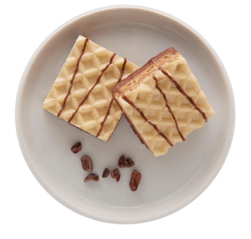 IP Triple Chocolate Wafers