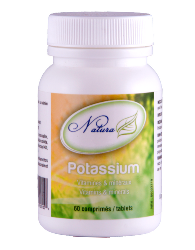 IP Supplement - Potassium