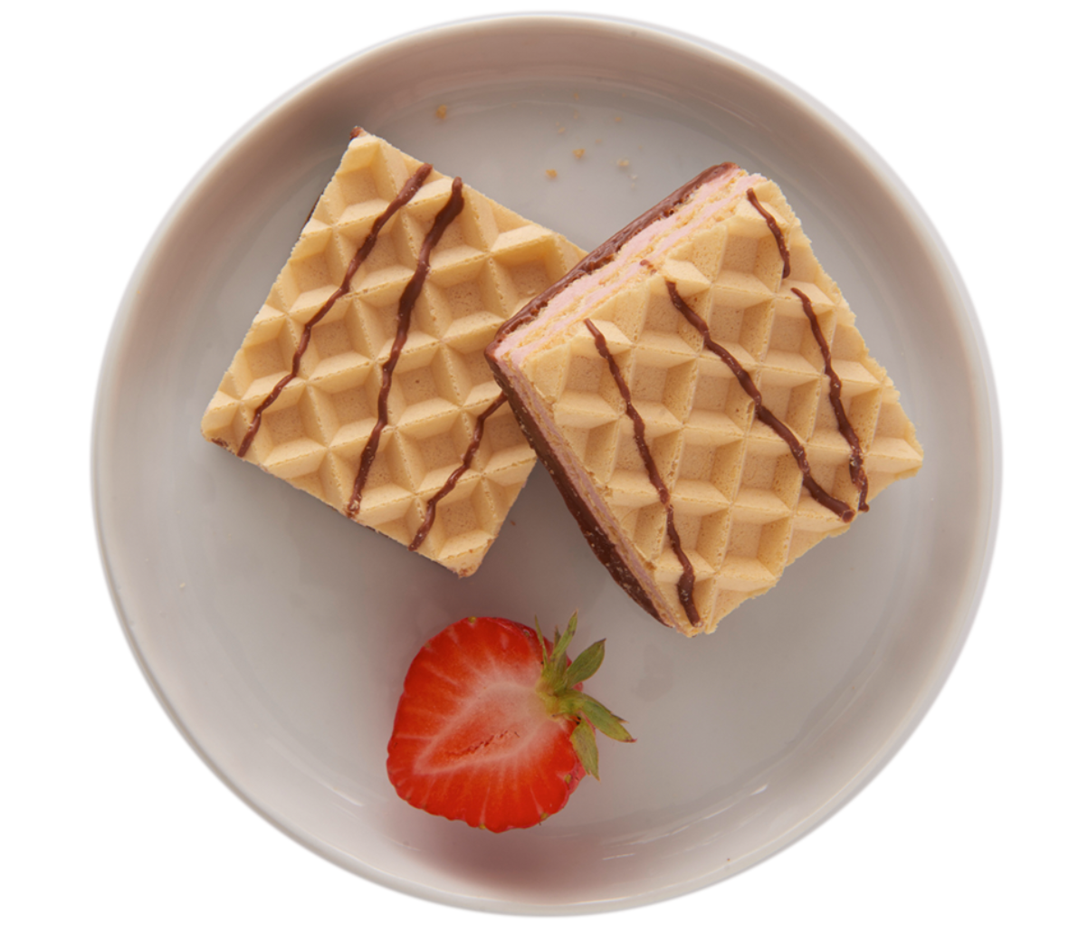 IP Strawberry Wafers
