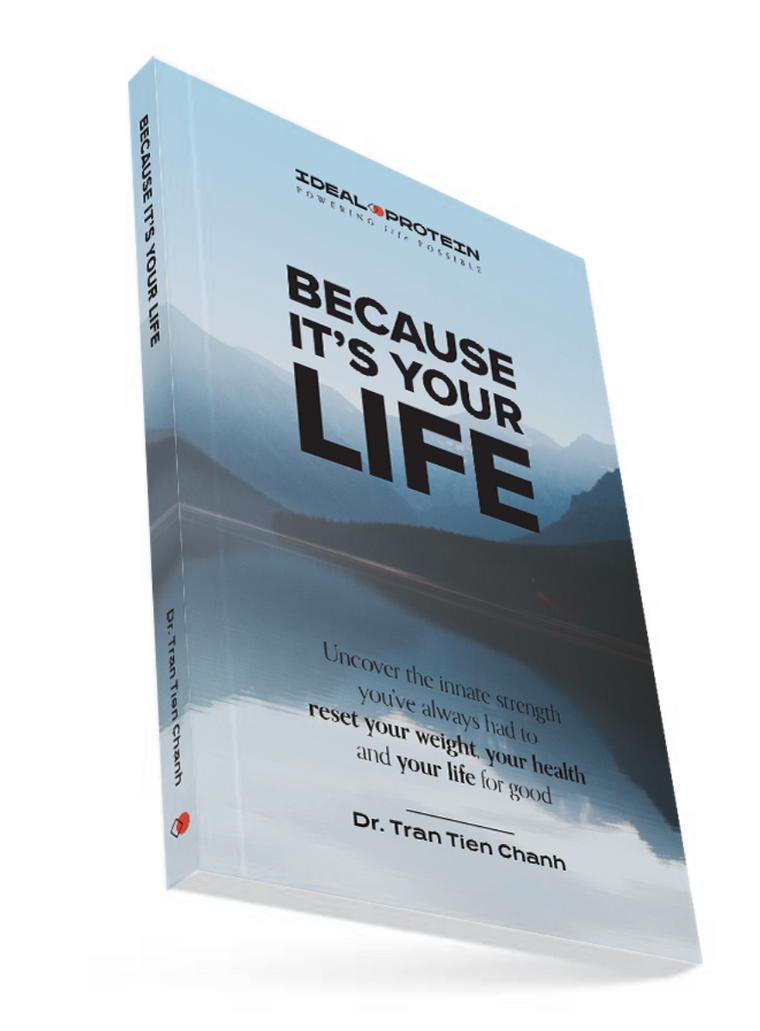 IP - Because It's Your Life book - Dr. Tran