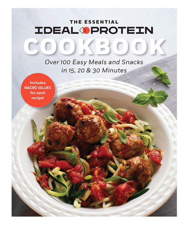 IP - The Essential Ideal Protein Cookbook
