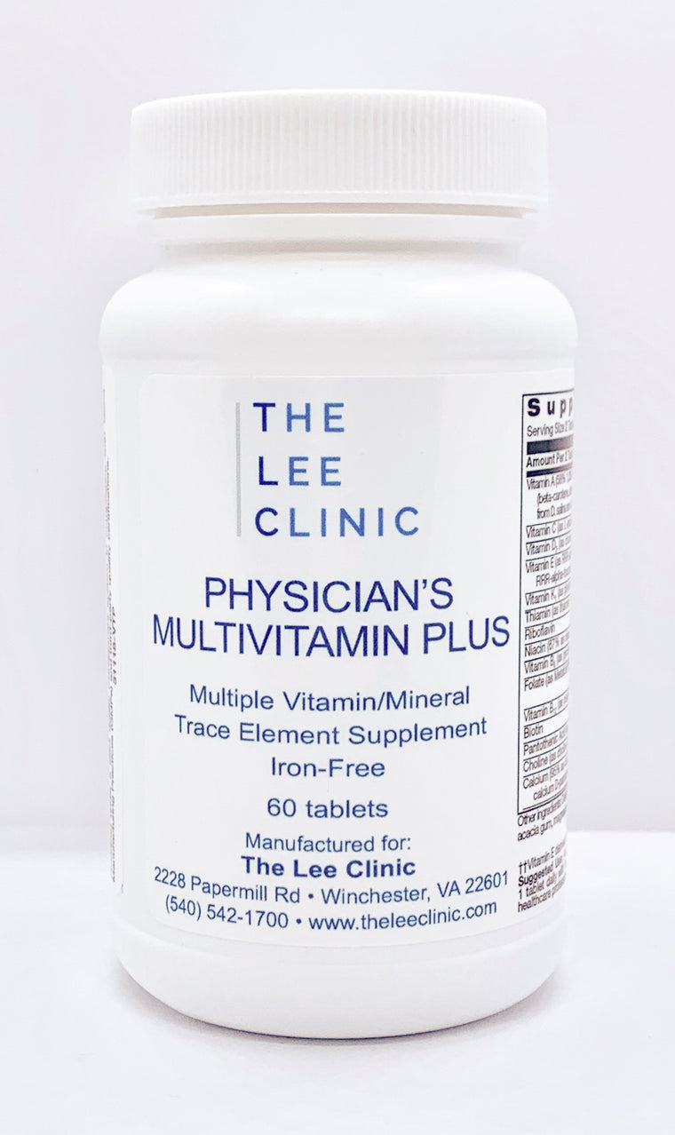 TLC Multivitamin Plus 60 Tablets