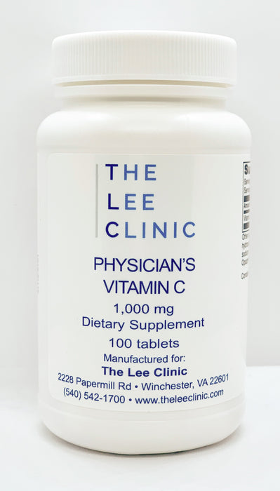 TLC Vitamin C 1000mg