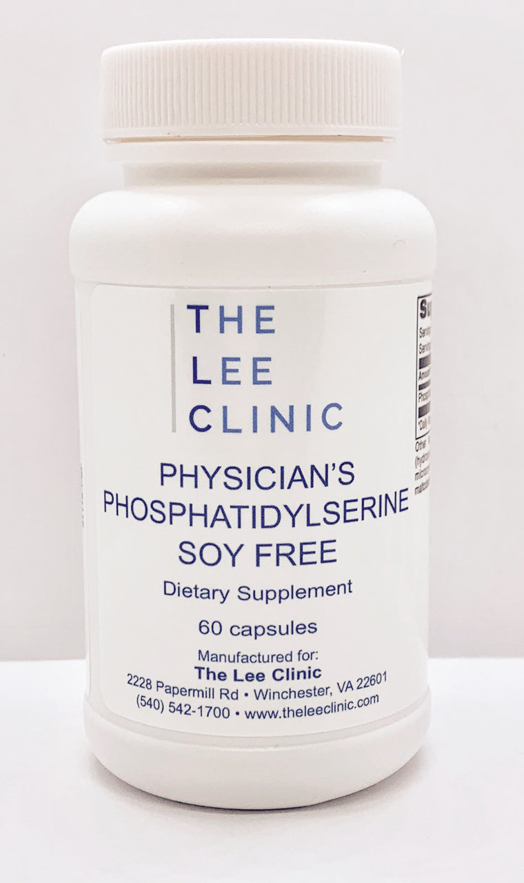 Physician's Phosphatidylserine Soy Free