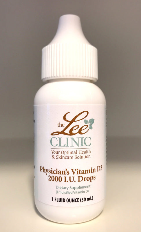 Physicians Vitamin D Drops
