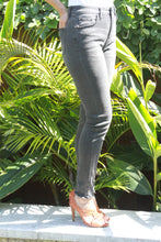 Load image into Gallery viewer, KanCan Brazil High Rise Skinny Gray Denim - The Fabulous Rag